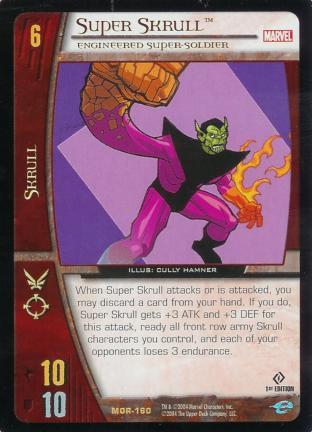 Super Skrull, Engineered Super-Soldier