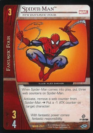 Spider-Man, New Fantastic Four