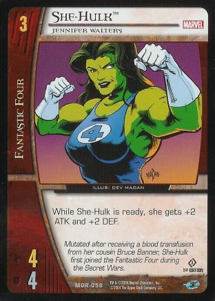 She-Hulk, Jennifer Walters
