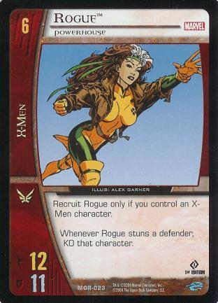 Rogue, Powerhouse