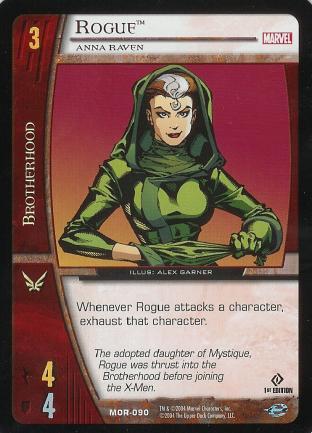 Rogue, Anna Raven