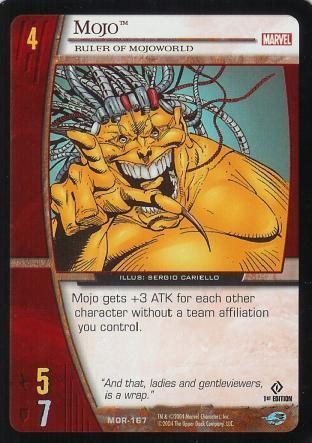 Mojo, Ruler of Mojoworld