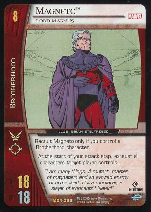 Magneto, Lord Magnus