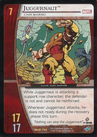 Juggernaut, Cain Marko