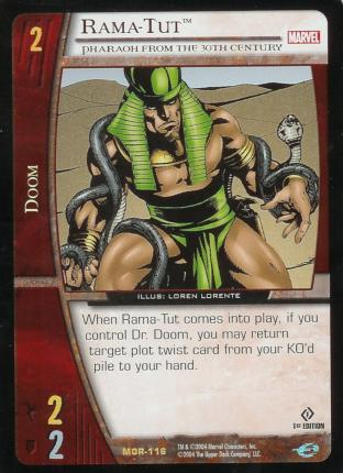 Rama-Tut, Pharaoh from the 30th Century