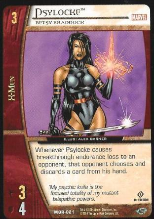 Psylocke, Betsy Braddock