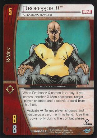 Professor X, Charles Xavier
