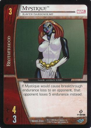 Mystique, Raven Darkholme