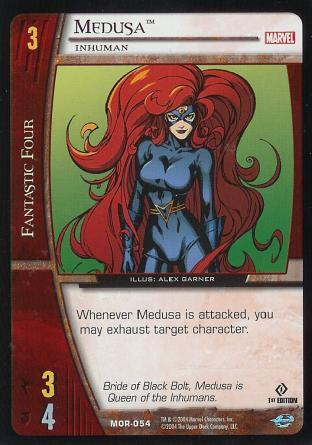 Medusa, Inhuman