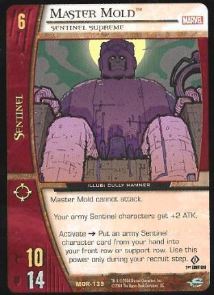 Master Mold, Sentinel Supreme
