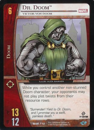 Dr. Doom, Victor Von Doom