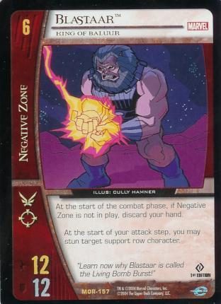 Blastaar, King of Baluur