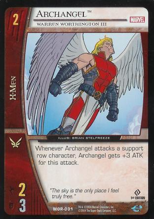 Archangel, Warren Worthington III