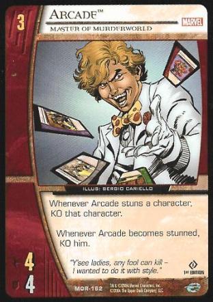 Arcade, Master of Murderworld