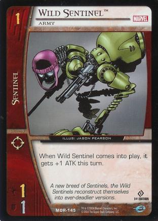 Wild Sentinel, Army