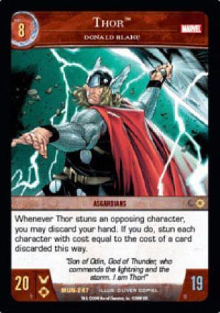 Thor, Donald Blake