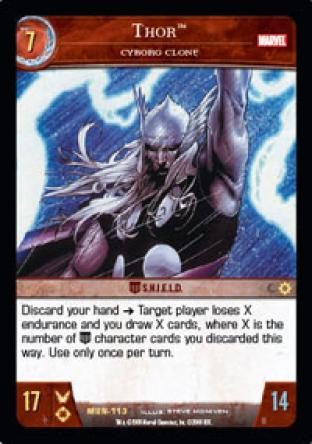 Thor, Cyborg Clone