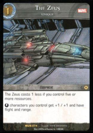 The Zeus, Unique
