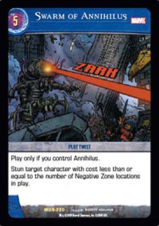 Swarm of Annihilus