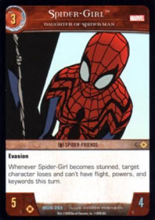 Spider-Girl, Daughter of Spider-Man