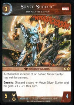 Silver Surfer, The Silver Savage