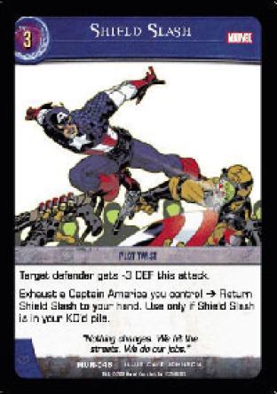 Shield Slash