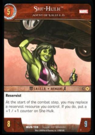 She-Hulk, Agent of S.H.I.E.L.D.