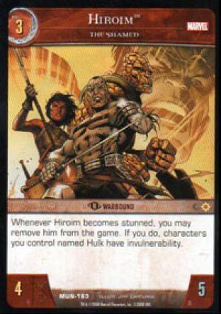 Hiroim, The Shamed