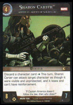 Sharon Carter, Agent 13 - Agent of S.H.I.E.L.D.
