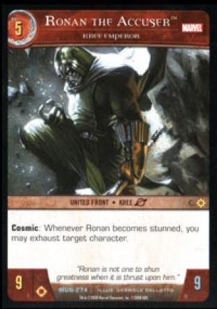 Ronan the Accuser, Kree Emperor