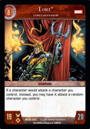 Loki, Loki Laufeyson