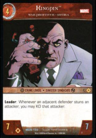 Kingpin, War Profiteer - HYDRA