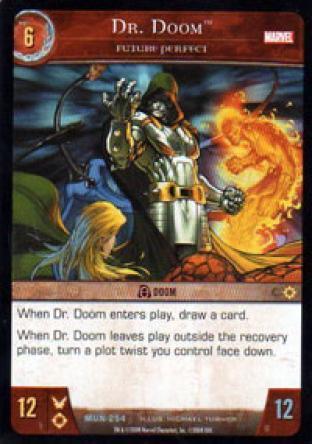 Dr. Doom, Future Perfect