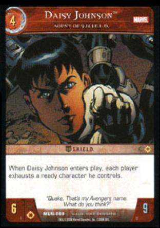Daisy Johnson, Agent of S.H.I.E.L.D.