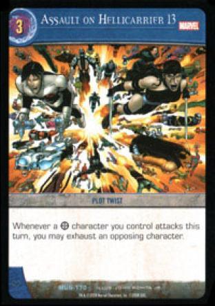 Assault on Hellicarrier 13