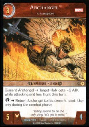 Archangel, Champion