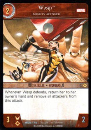 Wasp, Mighty Avenger