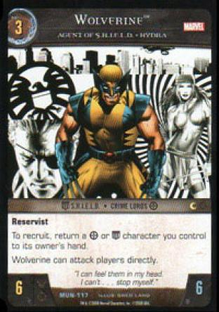 Wolverine, Agent of S.H.I.E.L.D. - HYDRA