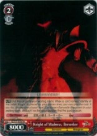 Knight of Madness, Berserker