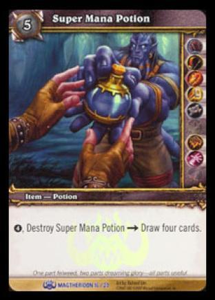 Super Mana Potion
