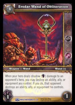 Eradar Wand of Obliteration
