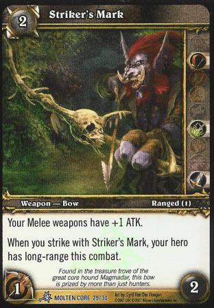Strikers Mark