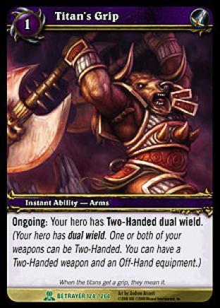 Titan's Grip
