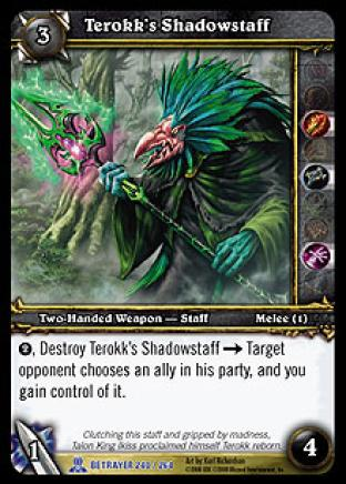 Terokk's Shadowstaff