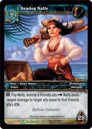 Seadog Nally