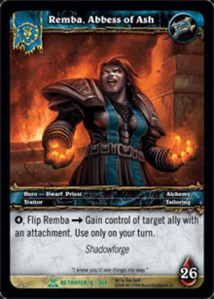 Remba, Abbess of Ash