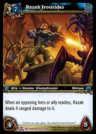 Razak Ironsides