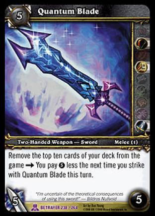 Quantum Blade