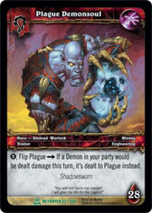 Plague Demonsoul