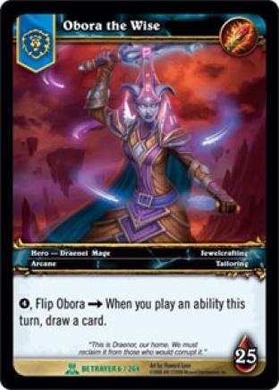 Obora the Wise